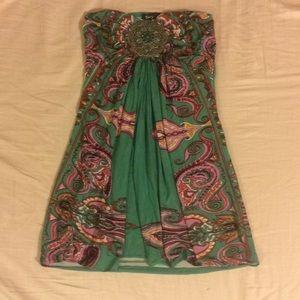 SKY dress mini